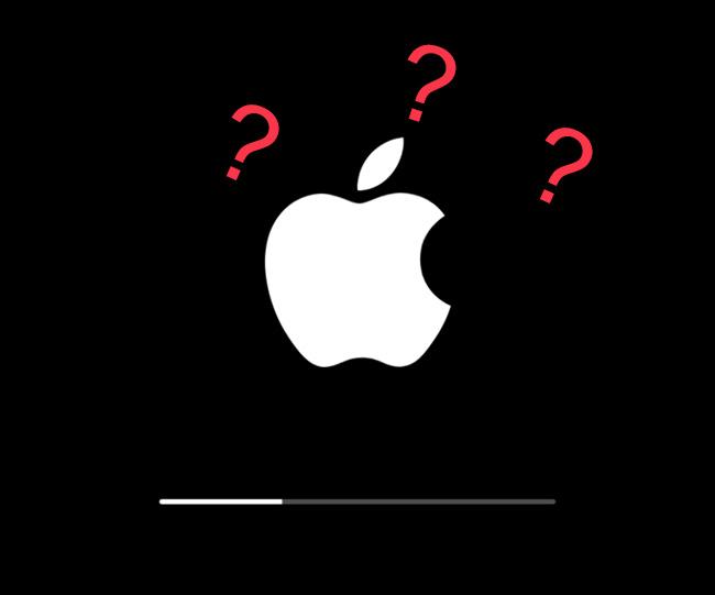4 façons de réparer l'iPhone bloqué sur le logo Apple (2020 mis à jour)