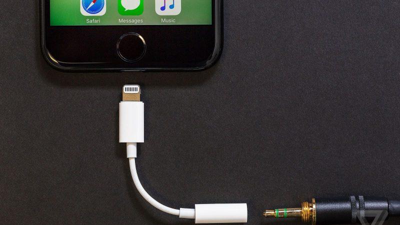 40 € trop loin: le coût réel de la prise casque manquante de l'iPhone 7