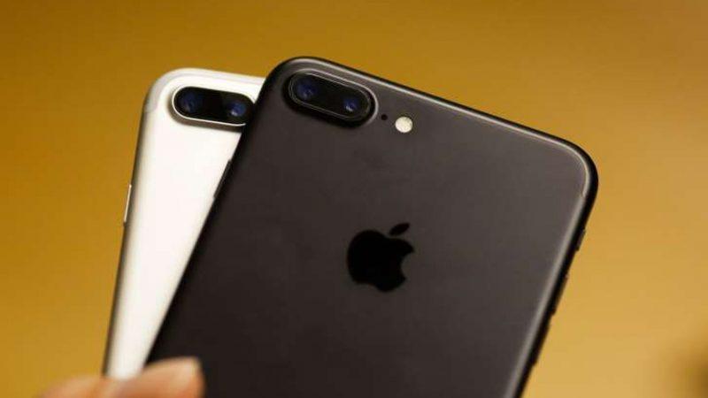 Apple corrigera un bogue affectant les microphones iPhone 7 et 7 Plus