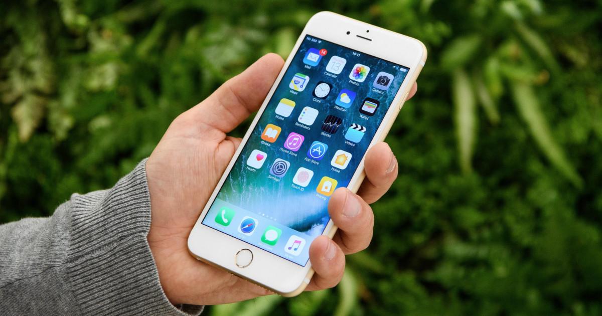 Apple est propre: certains microphones de l'iPhone 7 sont cassés et doivent être réparés