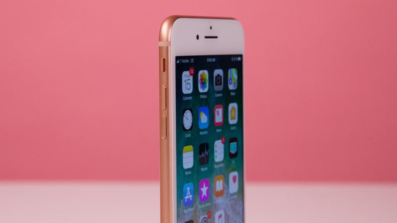 Apple propose une mise à jour iOS pour résoudre le problème audio de l'iPhone 8