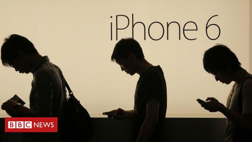 Apple va réparer la « maladie tactile » de l'iPhone 6 Plus moyennant des frais