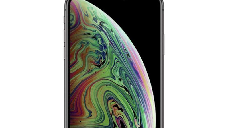 Comment forcer le redémarrage de l'iPhone XS