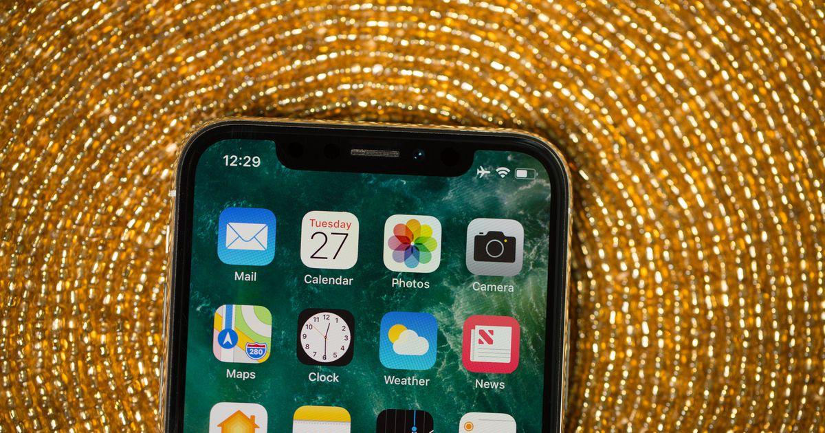 Comment forcer le redémarrage d'un iPhone XR, XS ou X bloqué