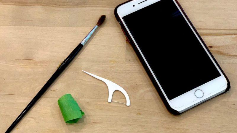 Comment nettoyer correctement les haut-parleurs de votre iPhone sans les endommager