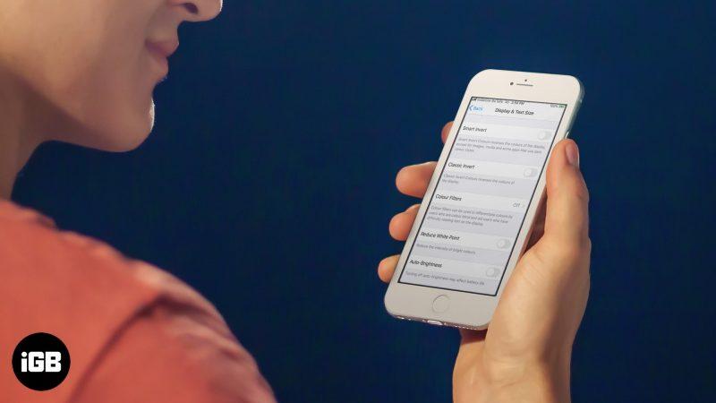 Comment réparer le problème de luminosité de l'écran de l'iPhone