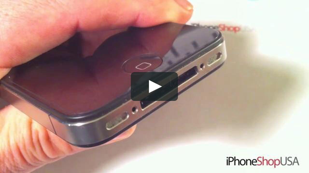 Comment réparer le remplacement du verre brisé de l'iPhone 4