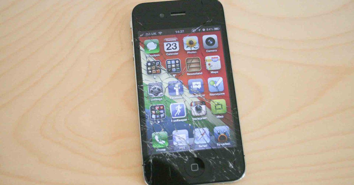 Comment réparer l'écran de votre iPhone fissuré