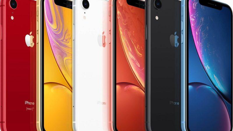 Comment réparer l'écran noir Apple iPhone XR ne s'allume pas Iphonix.fr