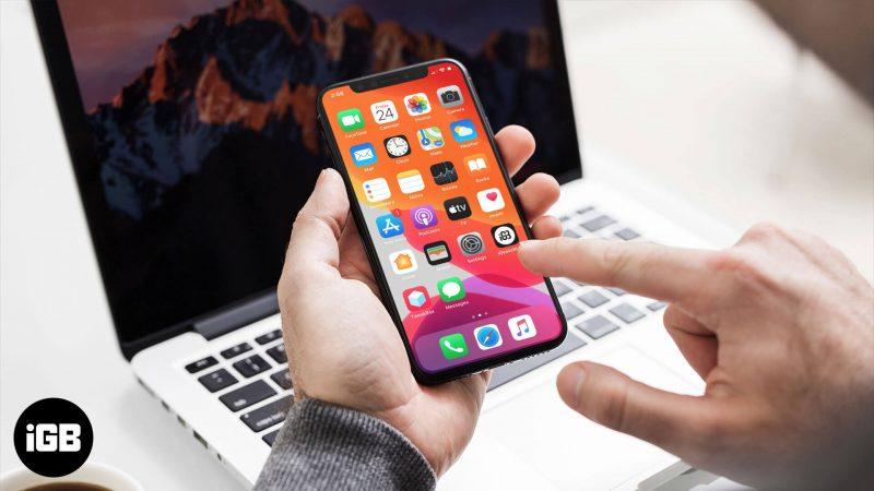 Comment réparer l'écran tactile de l'iPhone ne fonctionne pas