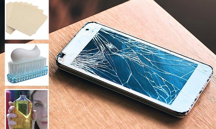 Comment réparer un écran de smartphone fissuré SANS l'emmener dans un atelier de réparation coûteux