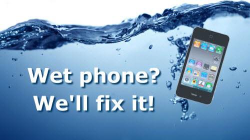 Comment réparer un iPhone 5s, 5c, 5 et 4s endommagé par l'eau