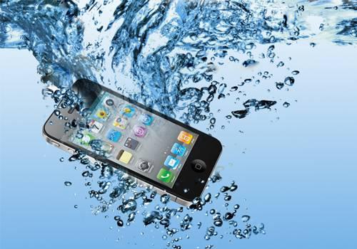 Comment réparer un téléphone endommagé par l'eau