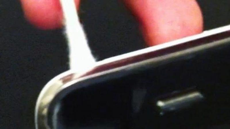 Comment réparer vos haut-parleurs iPhone apparemment cassés avec un Q-Tip «Smartphones :: Gadget Hacks