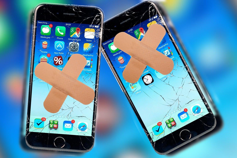 Comment réparer votre iPhone à la maison: écrans cassés, rayures et dégâts d'eau