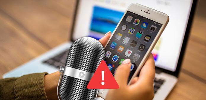 Comment résoudre le problème de l'arrêt du microphone de l'iPhone