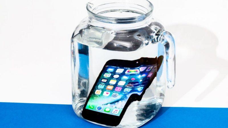 Comment savoir si votre iPhone est endommagé par l'eau, même s'il est résistant à l'eau