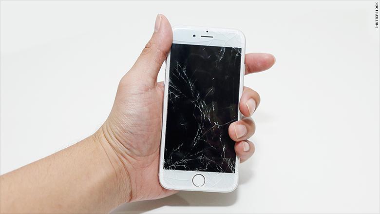 Il ne coûtera maintenant que 29 € pour réparer un iPhone fissuré