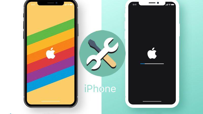 [Problème Résolu] Résoudre le problème de l'iPhone bloqué sur l'écran du logo Apple