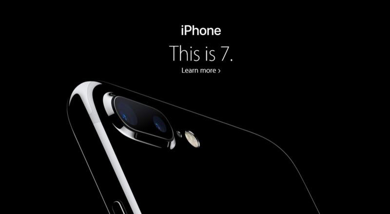 La caméra frontale de l'iPhone 7 ne fonctionne pas