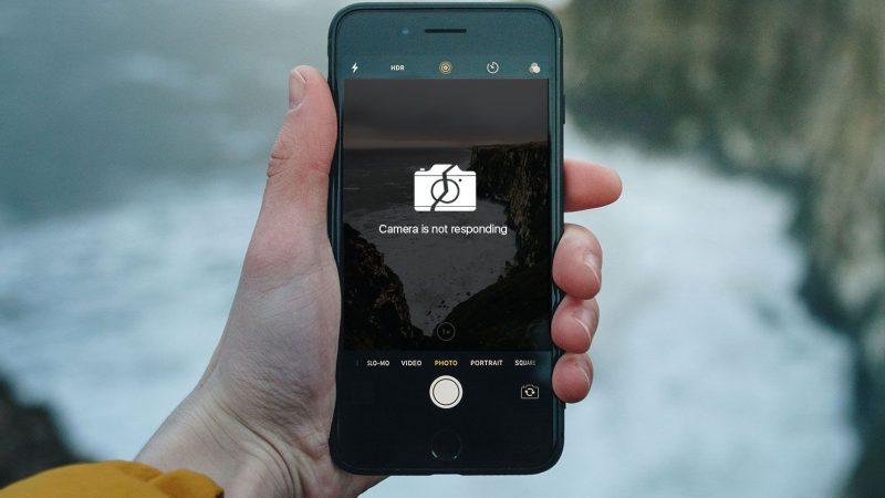La caméra iPhone ne fonctionne pas?  7 problèmes courants et comment les résoudre