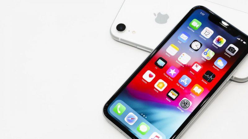 La réparation d'un écran iPhone XR fissuré vous coûtera 199 $