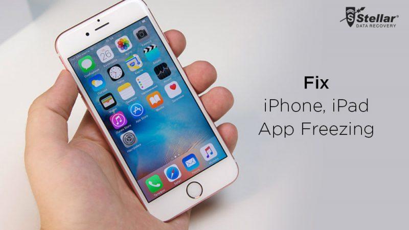 Méthodes simples pour réparer le blocage et le blocage des applications iPhone et iPad