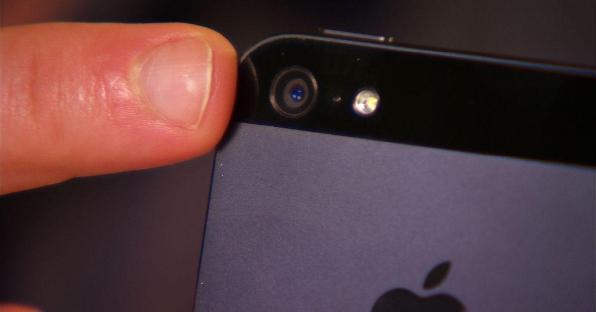 Nettoyez l'intérieur de l'objectif de la caméra de votre iPhone – Vidéo