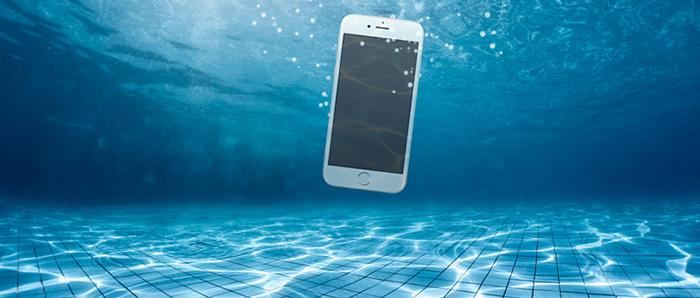 Que faire lorsque vous avez laissé tomber votre iPhone dans l'eau