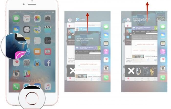 Réparer l'iPhone gelé en 10 secondes – Iphonix.fr