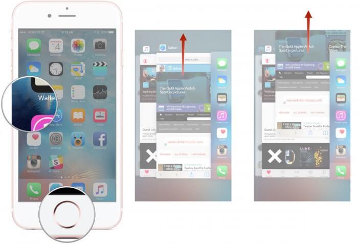 Réparer l'iPhone gelé en 10 secondes – Iphonix.fr