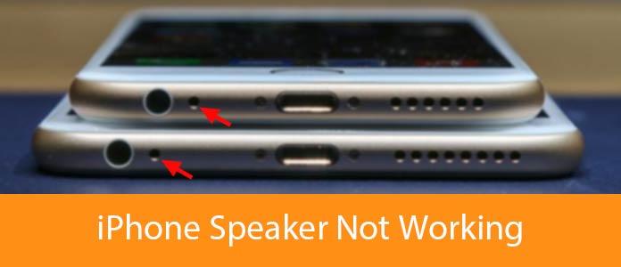 [Résolu] Comment réparer le haut-parleur de l'iPhone ne fonctionne pas