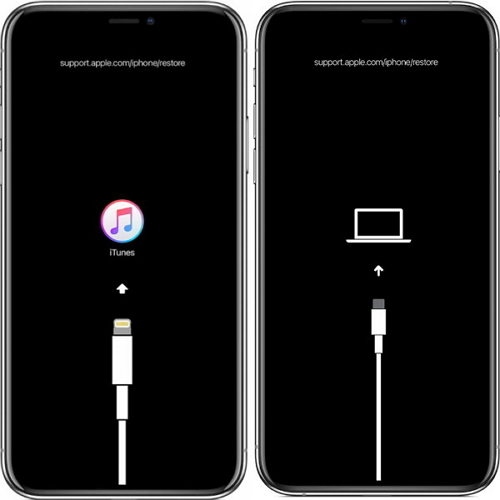 Top 4 des solutions pour résoudre l'écran support.apple.com/iPhone/restore