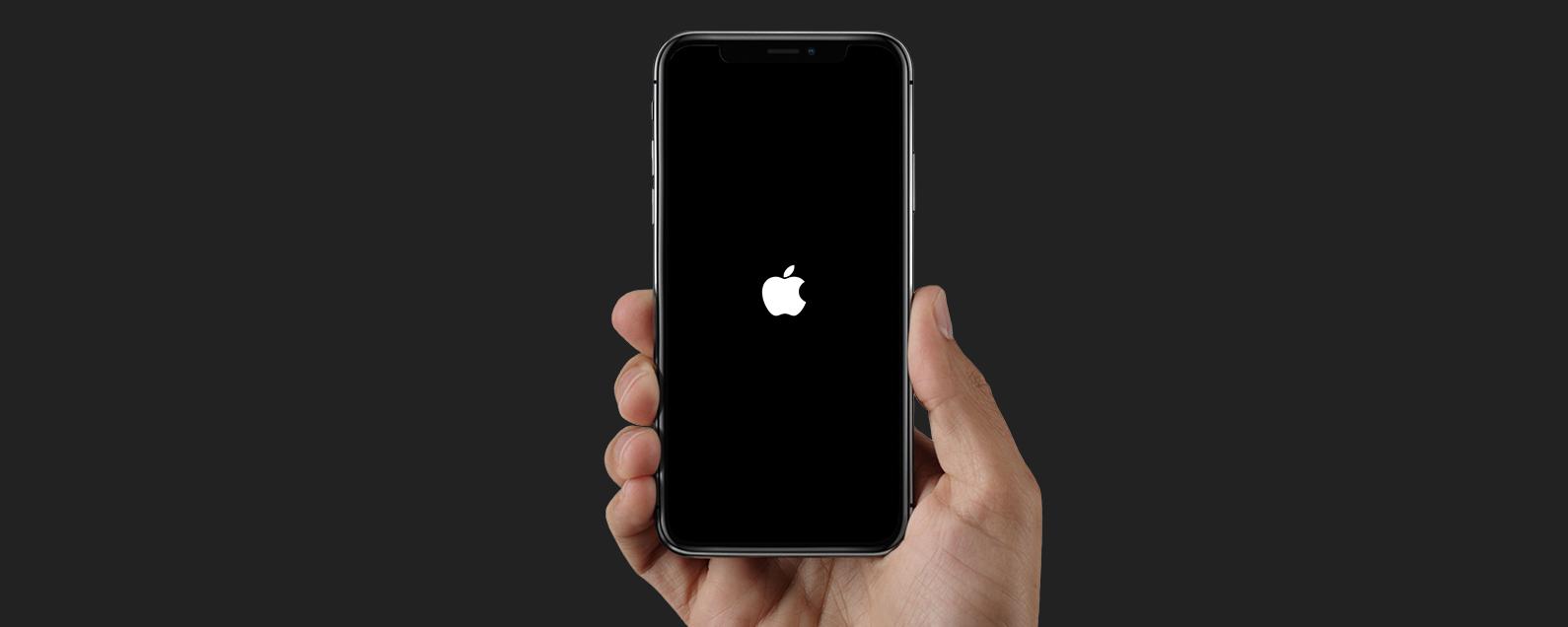 iPhone gelé?  Comment réinitialiser l'iPhone X