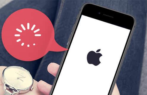 7 façons de réparer un iPhone bloqué dans une boucle de démarrage sans fin (iOS 13/12/11)