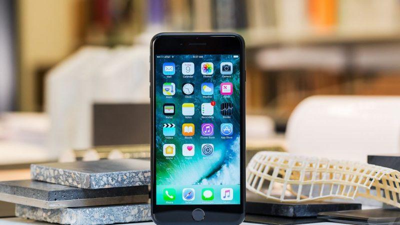Apple propose des réparations gratuites pour les appareils iPhone 7 avec le bogue « Pas de service »
