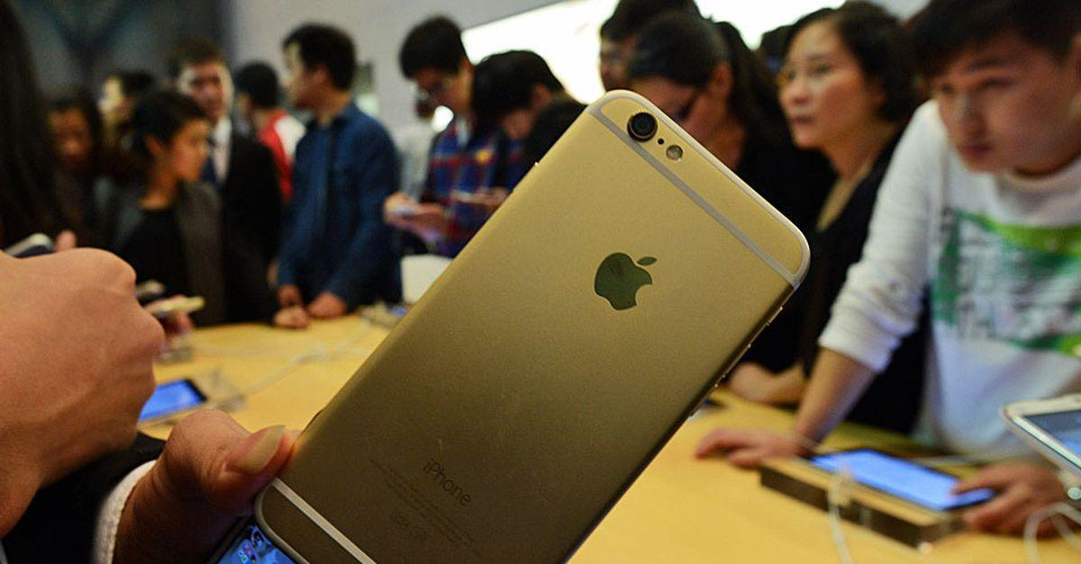 Apple va enfin remplacer les appareils photo flous de l'iPhone 6 Plus