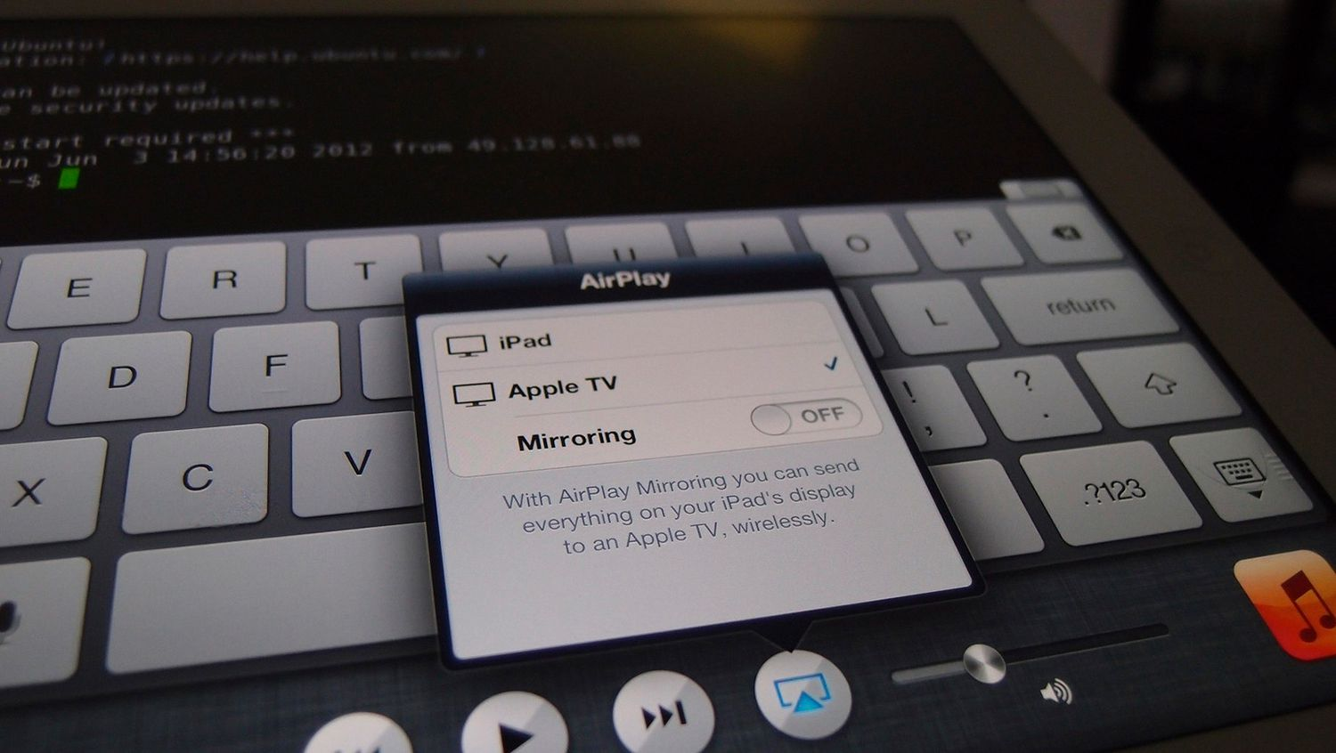 Comment activer AirPlay pour iPhone