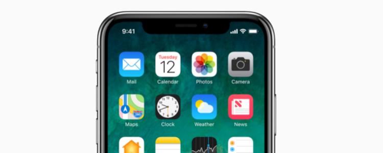 Comment faire pivoter l'écran de l'iPhone X