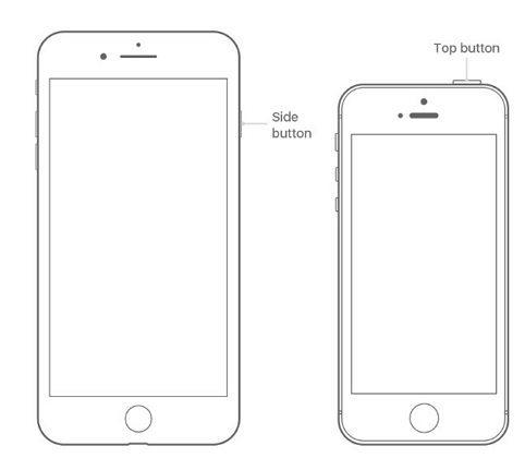 Comment redémarrer un iPhone 11 / XS / XS Max / XR / X / 8/7/6/5 gelé ou suspendu
