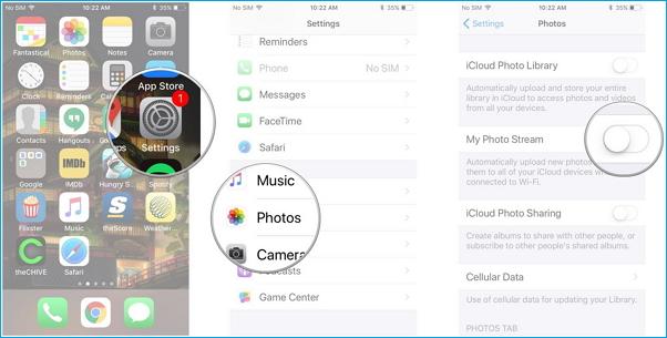 Comment réparer iOS 11 Mon flux de photos ne fonctionne pas sur iPhone et iPad