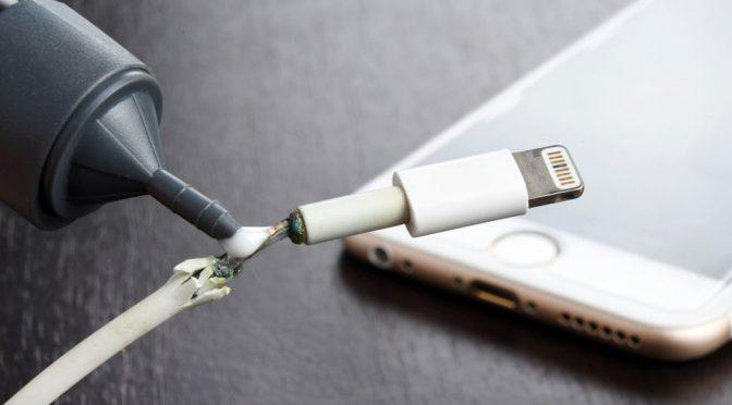 Comment réparer le chargeur iPhone rapidement et facilement