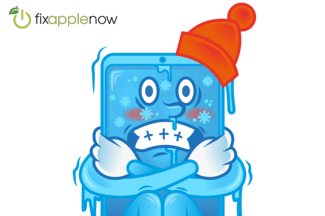 Comment réparer un écran iPhone gelé