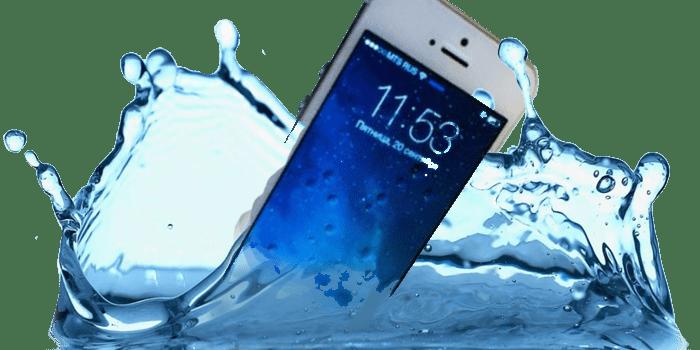 Comment sauver un iPhone 5s / 5c endommagé par l'eau – Correction d'un iPhone mouillé