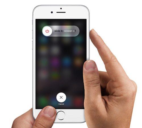 Haut-parleur de l'iPhone grisé pendant l'appel