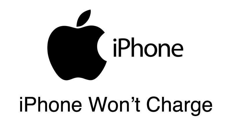 L'iPhone ne se charge pas et comment le réparer