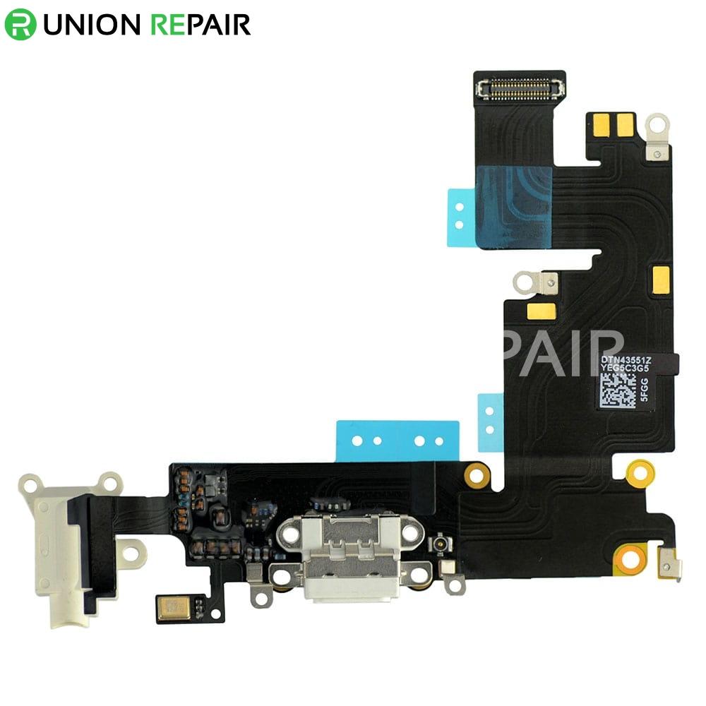 Remplacement du connecteur Lightning de l'iPhone 6 Plus et de la prise casque