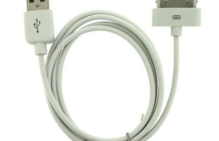 Réparation d'un câble de chargement Iphone / Ipod Touch (4e génération et plus bas): 6 étapes