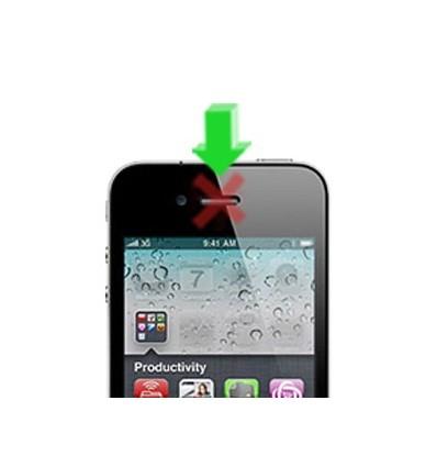 Service de réparation de haut-parleurs iPhone 4S