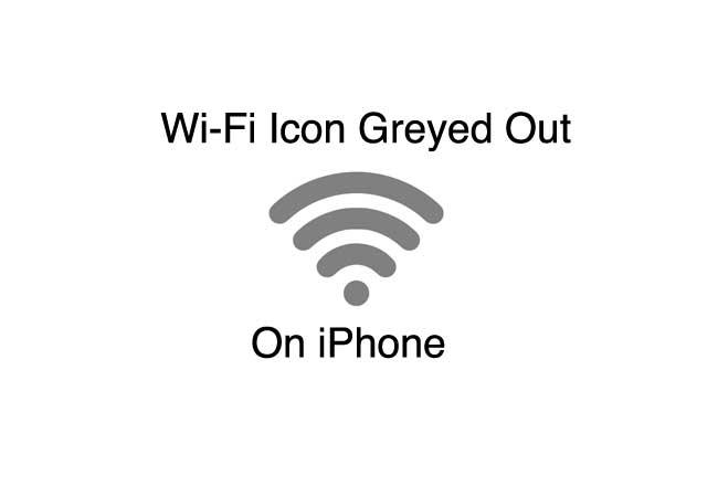 Wi-Fi grisé sur iPhone et comment y remédier